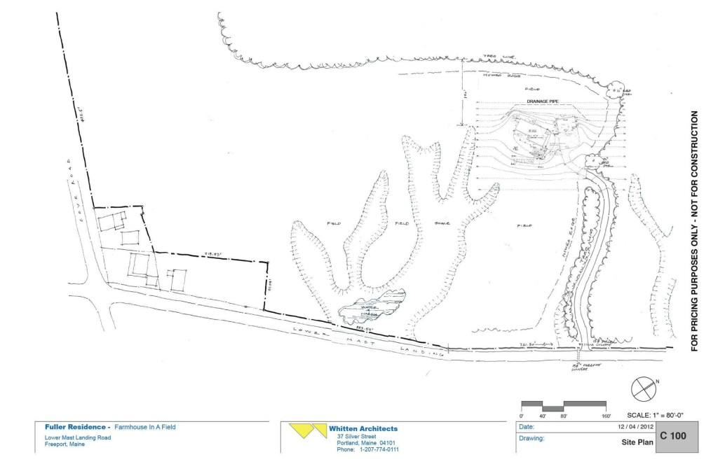 Site Plan High Level