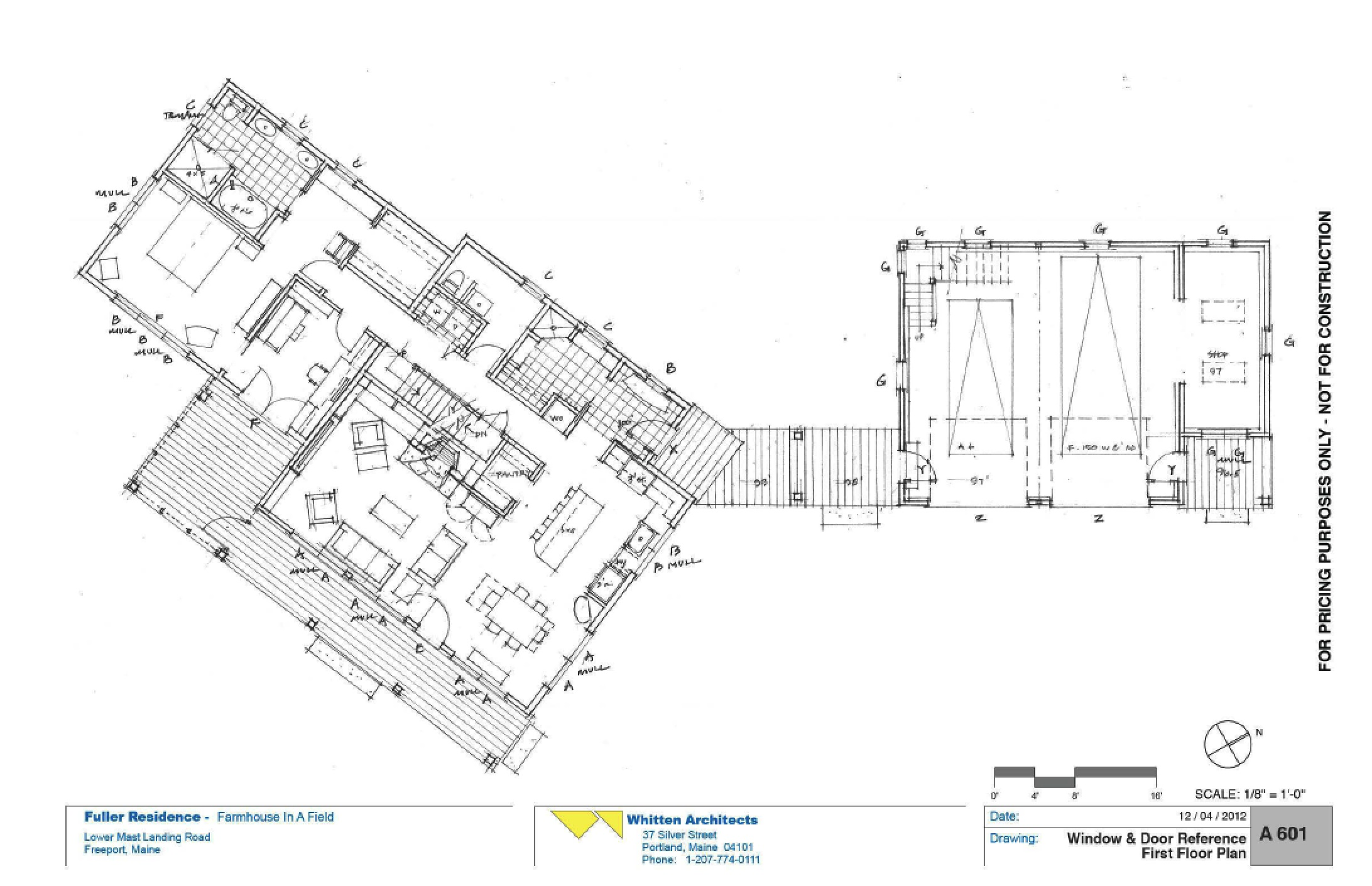 house plans a house in a field 1st floor