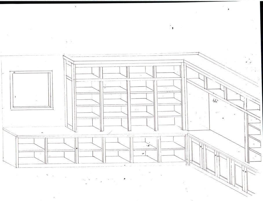 LR Cabinet Front